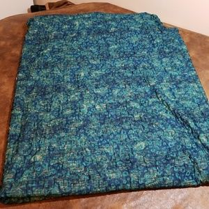 f6166508f72 Other | Polyester Crinkle Knit Fabric 2 Yds | Poshmark